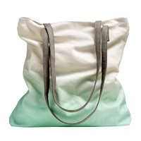 TORBA NA ZAKUPY SHOPPER BAG DIP DYE Bloomingville