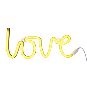 neon love A Little Lovely CO